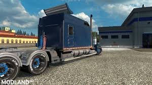 kenworth w900 kenworth w900 long remix 1 26 new mod for ets 2