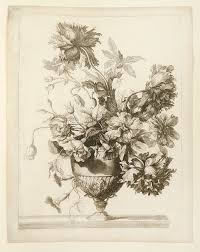 Flowers In Vases Images Album Of 17 Engraved Plates Of Bouquets Of Flowers In Vases