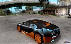 bugatti veyron supersport bugatti veyron super sport for gta san andreas