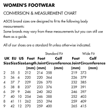 ugg boots sale asos asos asos shoe sizing chart from latoya s closet on poshmark