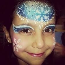 192 best frozen face paint images on pinterest frozen face paint