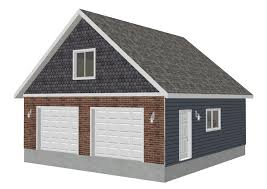 cabin garage plans g550 28 x 30 x 9 garage plans sds plans