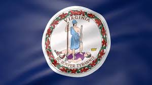 Va Flag Virginia State Song Official Anthem Youtube