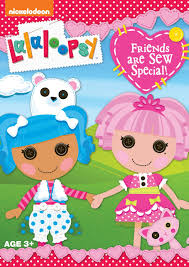 rabbit dvds new from nickelodeon dvd lalaloopsy and rabbit