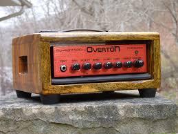 Custom Head Cabinet Custom Wood Case For Class D Amp Head Talkbass Com
