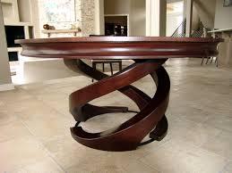 zongkers beautiful round kitchen table
