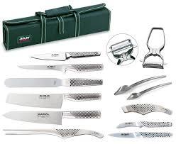 malette couteau cuisine global professional mallette avec couteaux global forgés et