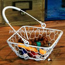 Basketball Gift Basket Large Wholesale Wire Baskets Wire Bread Baskets Wire Mesh Basket