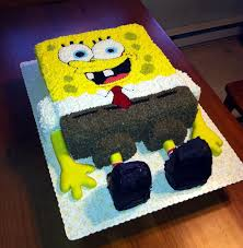 sponge bob cake beautiful spongebob cake