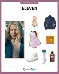 netflix halloween dress like eleven costume halloween and cosplay guides