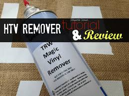 magic heat transfer vinyl remover review removing glitter smooth