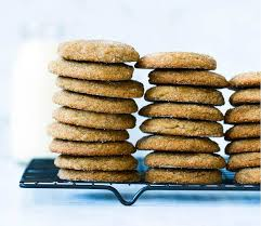 the best soft gingersnap cookies i need two peas and their