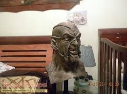 jeepers creepers jeepers creepers deluxe mask replica movie costume