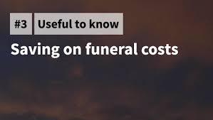 funeral costs aftering saving on funeral costs