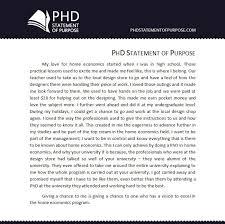 sample sop for phd free phd statement of purpose