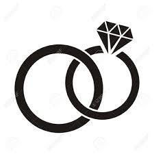interlocked wedding rings inspirational interlocking wedding rings clipart ricksalerealty