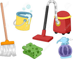 house cleaning tools and equipment