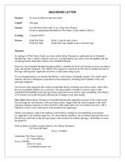 resume and job application letter process résumé and letter