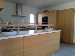 cuisine bois et blanc laqué cuisine bois et blanc great cuisine bois et blanc cuisines