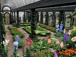 Decorative Shrubs Flower Elegant Conservatory Duke Gardens Garden House Flower