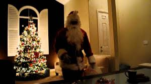deliver presents santa delivering presents while kids are sleeping
