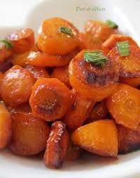 cuisiner les carottes carottes confites au miel cuisson au four diet délices