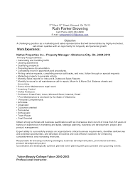 Sample Resume Property Manager sample resident manager resume sample resident manager resume