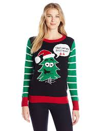 ugliest sweater sweater s tree pullover sweater at