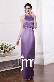 robe violette mariage robe ceremonie mariage noeud col rond 2015 officiel de