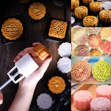 halloween fondant cutters creative 6 styles moon cake pastries sugarcraft baking mold