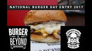 grille d a ation cuisine burger x burger beyond entry for national burger day 2017