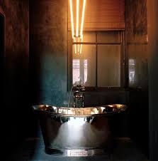 32 dark moody bathroom designs that impress digsdigs