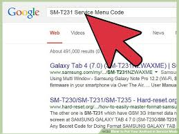 android service how to put your android in service mode 7 steps with pictures