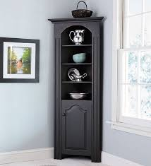 Small White Corner Cabinet by Best 25 Corner Shelving Unit Ideas On Pinterest Small Corner