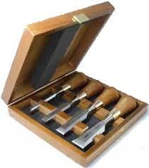 narex chisel kit set