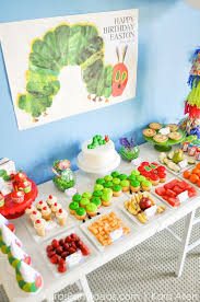 party ideas for kids kara s party ideas the hungry caterpillar 3rd birthday party
