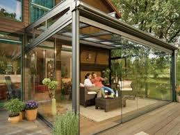 Small Enclosed Patio Ideas Prepossessing Enclosed Patio Designs Also Small Home Decor