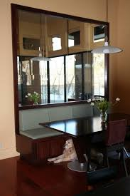 Mirror Over Dining Room Table - frameless mirrors residential gallery anchor ventana