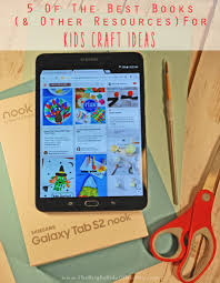 5 of the best books and other resources for kids craft ideas
