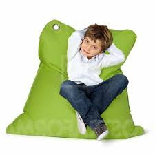 comfortable bedroom bean bag chair pillow lounger mini bull