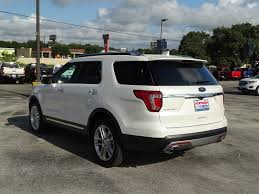 new 2017 ford explorer limited sport utility in san antonio