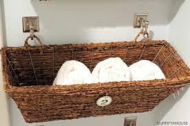 Wicker Bathroom Cabinet Bathroom Wicker Bathroom Storage 36 Bathroom Storage Wicker