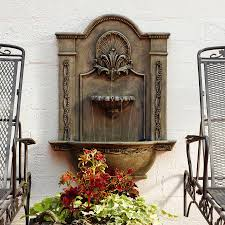 Bedroom Wall Fountains Shop Outdoor Fountains At Lowes Com