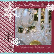 dollar tree christmas decor katherines corner