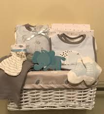 baby baskets giraffe and pals baby boy gift basket lavish baby baskets