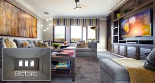before and after san diego interior designers