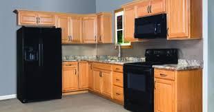 medium oak kitchen cabinets home depot value choice 19 l huron oak kitchen kitchen cabinet
