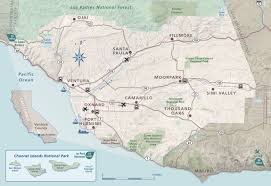 ventura county map county grow your business