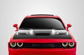 Dodge Challenger Parts - creations 112475 2008 2016 dodge challenger carbon creations