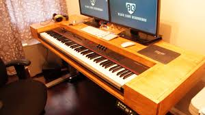 custom made stand up composing desk youtube